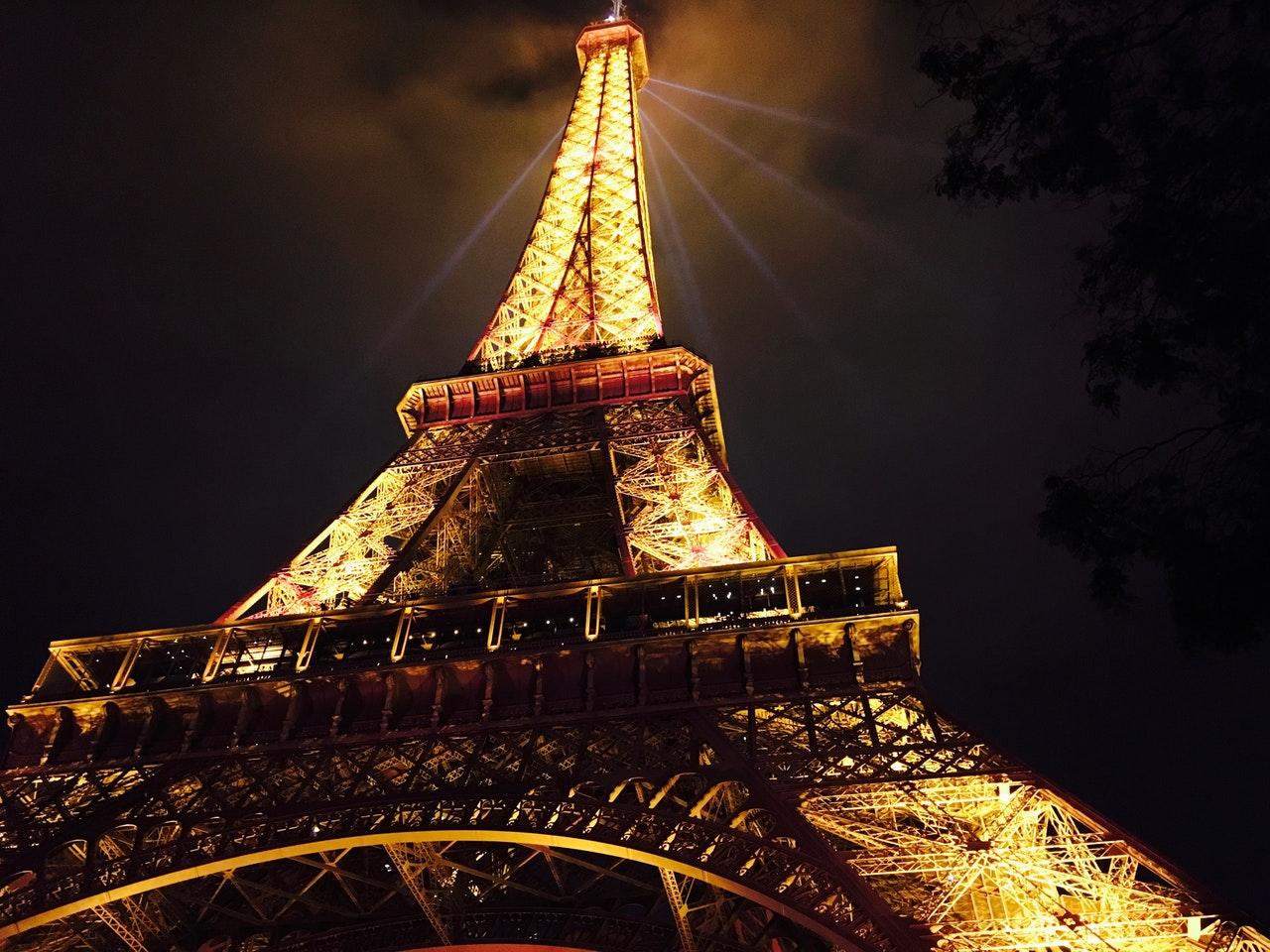 Eiffelturm Fakten