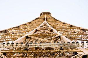 Eiffelturm Farbe